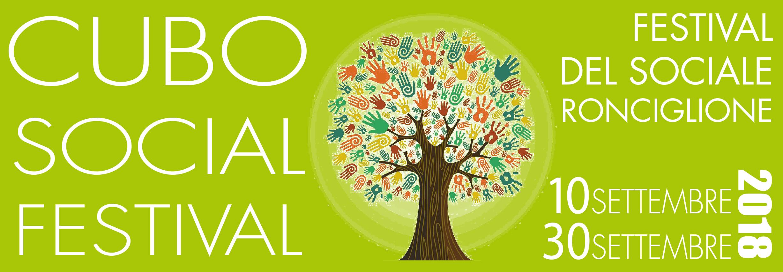 Cubo Social dal 10 al 30 settembre la festa delle associazioni di Ronciglione